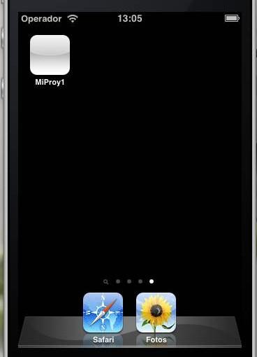 Cambiar el nombre de una app iOS