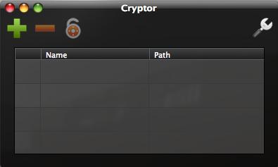 Encriptar archivos en Mac OS X usando Cryptor
