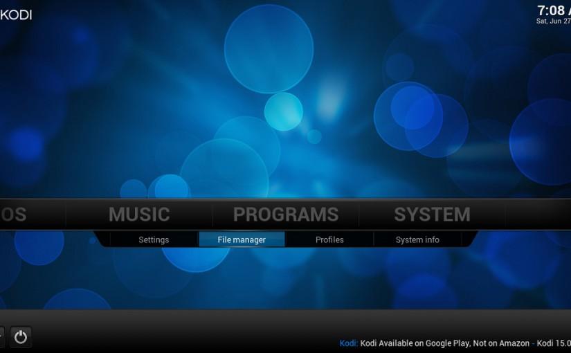 SuperRepo repositorio de addons y plugins para Kodi (XBMC)