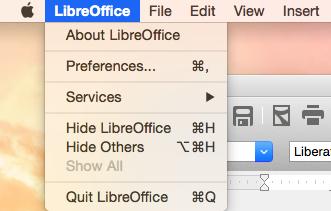 Configurar la corrección ortográfica en español de LibreOffice en un sistema operativo con un idioma que no sea en español